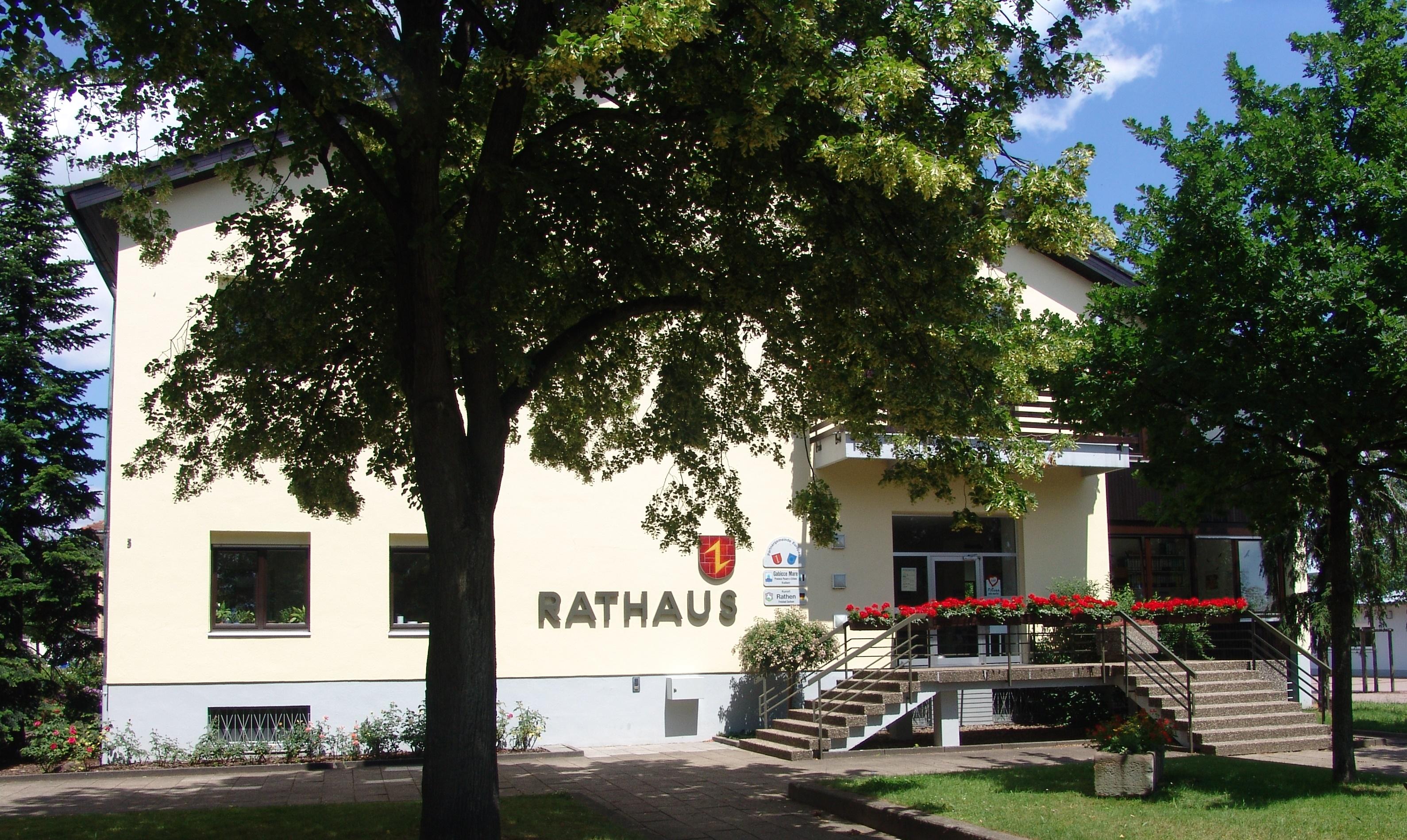 Rathaus ötigheim
